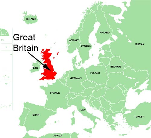 England Facts - Learn about the country of England