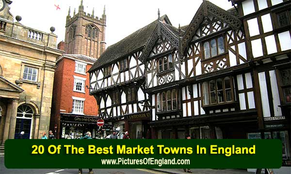 Pics For Towns In England