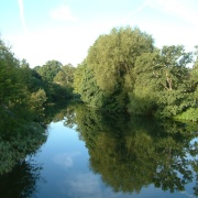 THE RIVER AT SONNING
