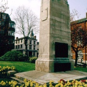 The Cenotaph, Nelson Square, Bolton.