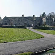 Composite picture of Tissington Hall