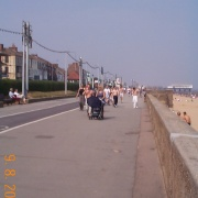 Along Prom To Pier