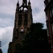 St Nicholas Cathederal, Newcastle upon Tyne