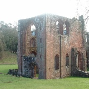 Furness Abbey, Barrow-in-Furness, Cumbria