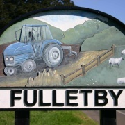 Fulletby village sign