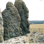 The Rollright Stones, near Great Rollright, Oxfordshire
