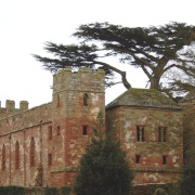 Acton Burnell Castle, Shropshire