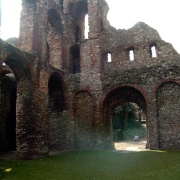 Colchester Abbey Ruins