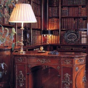 Library Sudeley Castle