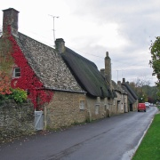 Old Minster Lovell Streetscape
