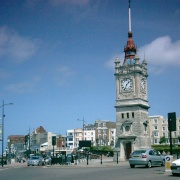 Margate Clocktower on the seafront. 08/06/05
