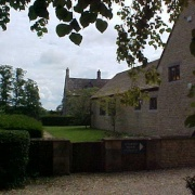 Sulgrave Manor, Northamptonshire. Ancestral home of George Washington's family