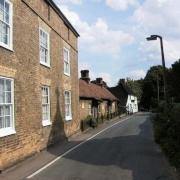 Church Street, Fen Ditton