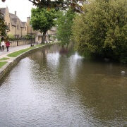 Bourton on the Water, River