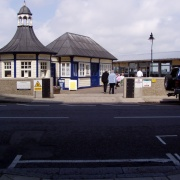 The Halfpenny Pier, Harwich, Essex