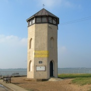 Batemans Tower after restoration, Brightlingsea