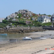 Town beach, Hugh Town, St Marys, Scilly