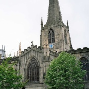 A picture of Sheffield Cathedral
