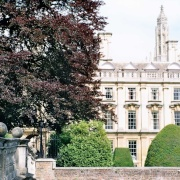 Clare College in Cambridge