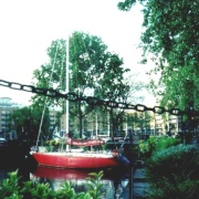 London - St Katherine Docks, May 2001