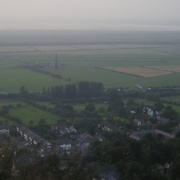 From the top of Helsby Hill, Cheshire