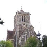 Church in Shipbourne, Kent