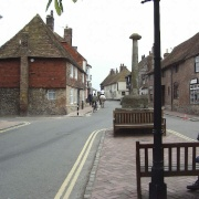 Alfriston High Street, East Sussex