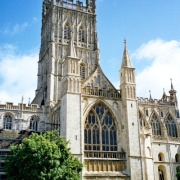 Gloucester Cathedral in Gloucester