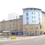 Ilford Bus Depot and Hostel