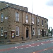 Oswaldtwistle Town Hall & Civic Theater, Union Road, Oswaldtwistle