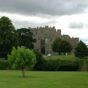 Raby Castle - County Durham - Northumbria