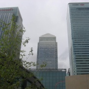 London, Canary Wharf