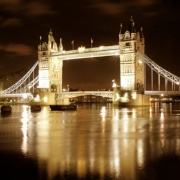 The amazingly beautiful, London Bridge, London.