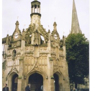 Market Cross, Chichester, West Sussex