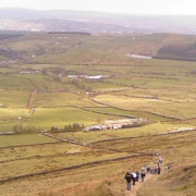 A picture of Pendle Hill