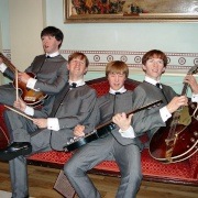 Madame Tussauds Wax Museum, The Beatles.