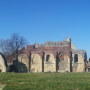St Augustine's Abbey in Canterbury