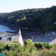View of Cawsand, Cornwall