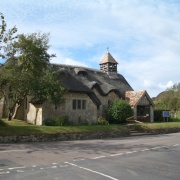 Thatched Church, I.O.W