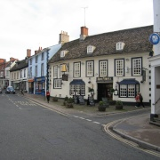The Bell Hotel in Faringdon