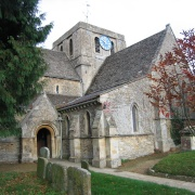 All Saints, Faringdon