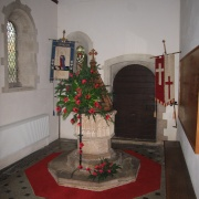 Church Font, Faringdon