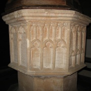 All Saints Church Font
