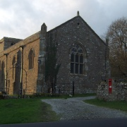 St. Oswald's at Castle Bolton