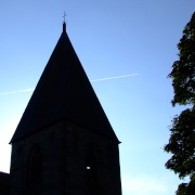 St. Marys' Church spire, Broomfleet