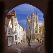 The Precinct, Canterbury Cathedral, Kent