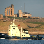 River Tyne Tug, 'Yarm Cross'