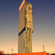 Beetham Tower.