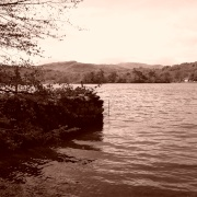 Rydal Water near Ambleside