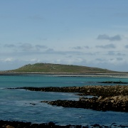 Looking towards Sampson from Tresco